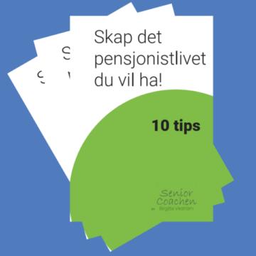 Bli abonnent og få e-boken «Pensjonist- Hva nå?» med 10 tips gratis tilsendt!